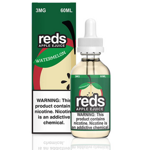 Reds Apple Ejuice - Reds Watermelon