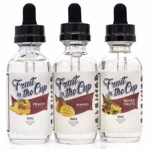Fruit by the Cup - 60ML - $5