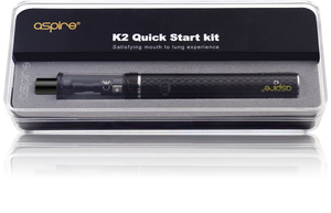 Aspire K2 Quick Start Kit - K2 Tank and 800mAh Battery