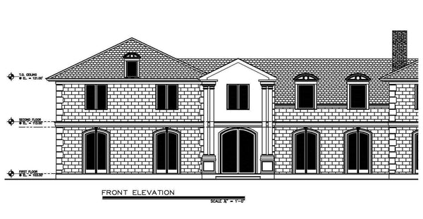 House/Building Elevation
