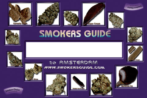 Smokers Guide - Mixtray