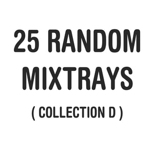 25 Mixtray Bundle Pack - Collection D