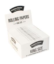 Load image into Gallery viewer, King Size Rolling Paper White Box hs