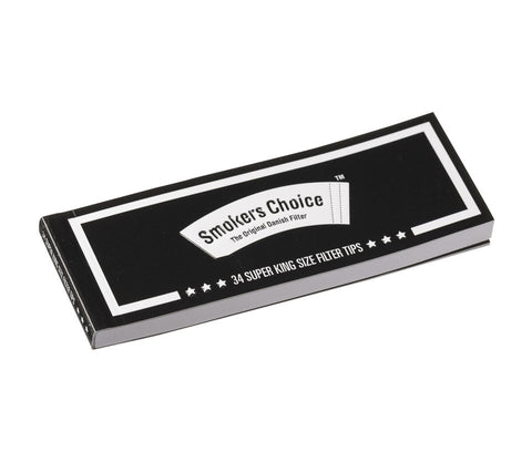 Super King Size Black Blunt Box