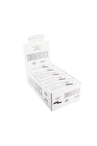King Size White Smokerspack 25 Box