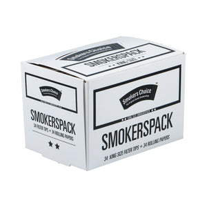 SmokersPack King Size Box