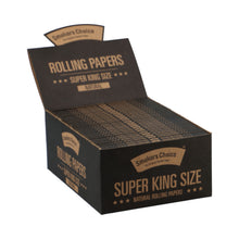 Load image into Gallery viewer, Super King Size Rolling Paper Brown Box