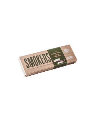 SmokersPack - King Size Natural Brown