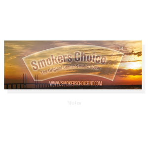 Smokers Choice Stickers