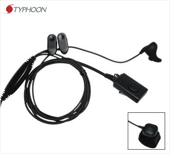 Typhoon 100 Series, Bone Mic
