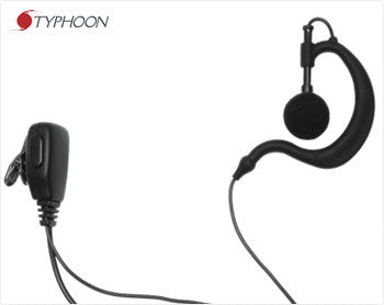 Typhoon 500 Series, Ear Hung
