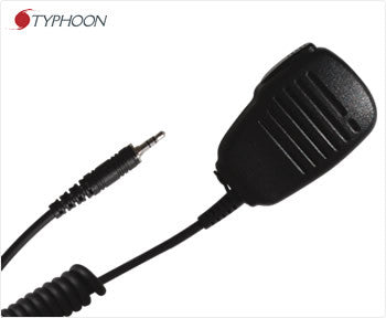 Typhoon 800 Series, Shoulder Mic