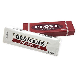 Beemans and Clove Chewing Gum
