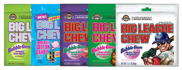 Big League Chew 2.12-oz. Bags