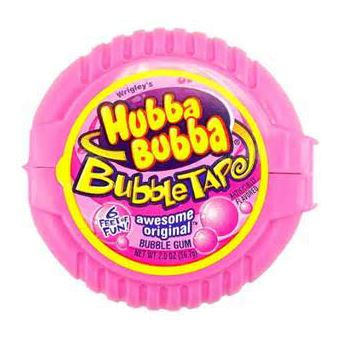 Bubble Gum Flavored Candy