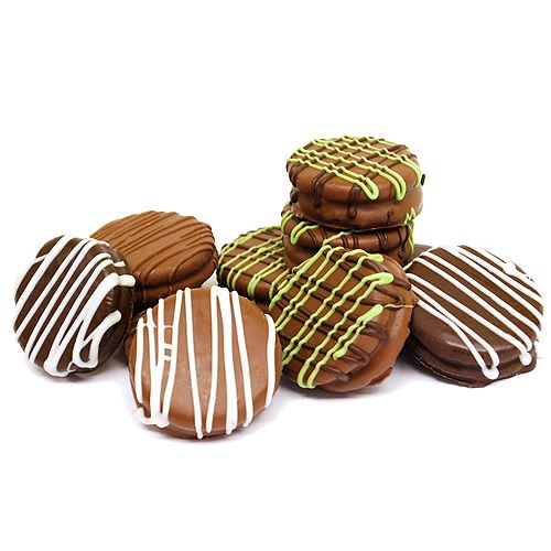 Gourmet Chocolate-Dipped Cookies