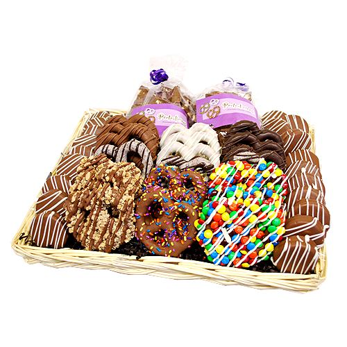Gourmet Chocolate-Dipped Treats Assortments & Gifts