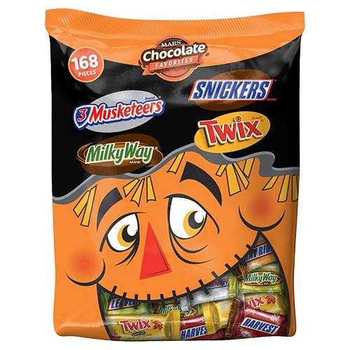 Halloween Trick-or-Treat Candy Mixes