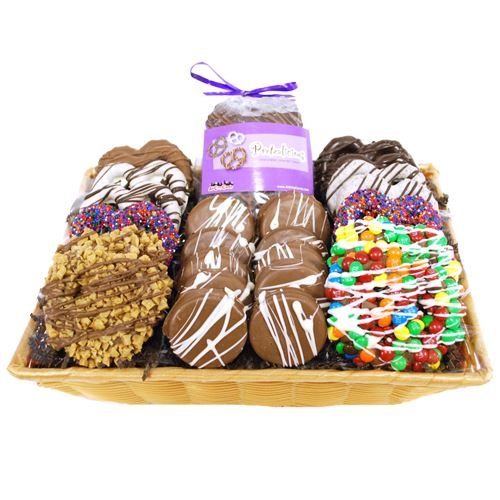 Hand-Dipped Chocolate-Covered Treats