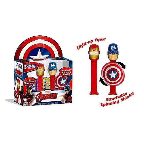 Superheroes Candy