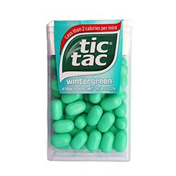 Wintergreen Candy