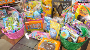 Treat Your Little Bunnies To A Customizable Easter Basket