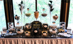Candy Buffet Setup Service at All City Candy