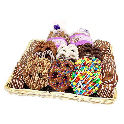 Gourmet Chocolate Covered Treat Assortments & Gifts