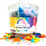 All City Candy Unicorn Island Magical Candy Bucket