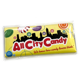 Corporate Logo Candy Bar Wrappers
