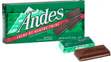 Andes Creme de Menthe Thins at All City Candy