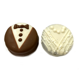 Bride & Groom Oreos
