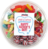 What a Catch Father's Day Candy Gift