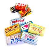 Kids Party Mini Candy Bar Wrappers