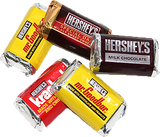 Hershey's Miniatures Candy Bars at AllCityCandy.com