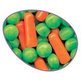Jelly Belly Peas and Carrots Mellowcreme Candy at All City Candy