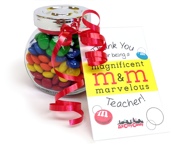 Sweet Teacher Thank You Ideas With Free Printables All City Candy