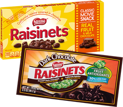 Raisinets at All City Candy