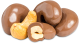 Chocolate Covered Cashews at All City Candy