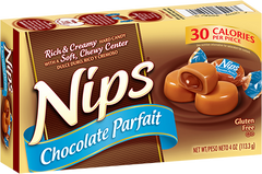 Nips Chocolate Parfait Hard Candies