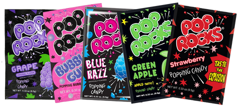 Pop Rocks at All City Candy