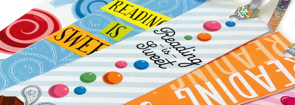 Reading is Sweet Bookmarks Free Printables