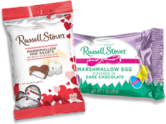 Russell Stover Chocolate & Marshmallow Seasonal Treats