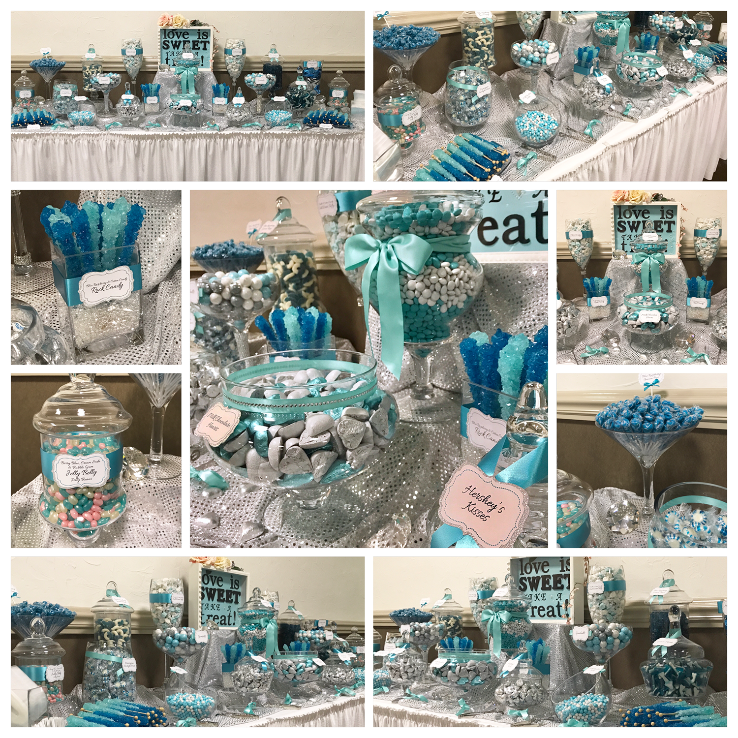30e76d4c6ba Candy Buffet Gallery of Displays for Weddings, Parties, and Events ...