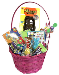 Easter Basket Big-Little Treats