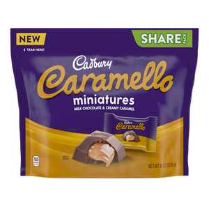 Hershey's Cadbury Caramello Miniatures - 8-oz. Share Pack