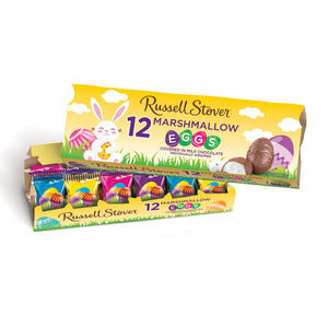 Russell Stover Marshmallow Egg Crate 9 oz.