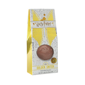 Harry Potter Solid Milk Chocolate Golden Snitch