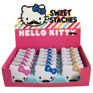 Hello Kitty Sweet 'Staches Candy - 0.7-oz. Tin