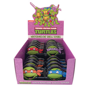 Teenage Mutant Ninja Turtles Watermelon Shell Sour Candy - 0.9-oz Tin